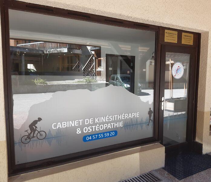 Cabinet de kinésithérapie et ostéopathie - Anne-Lise & Anna