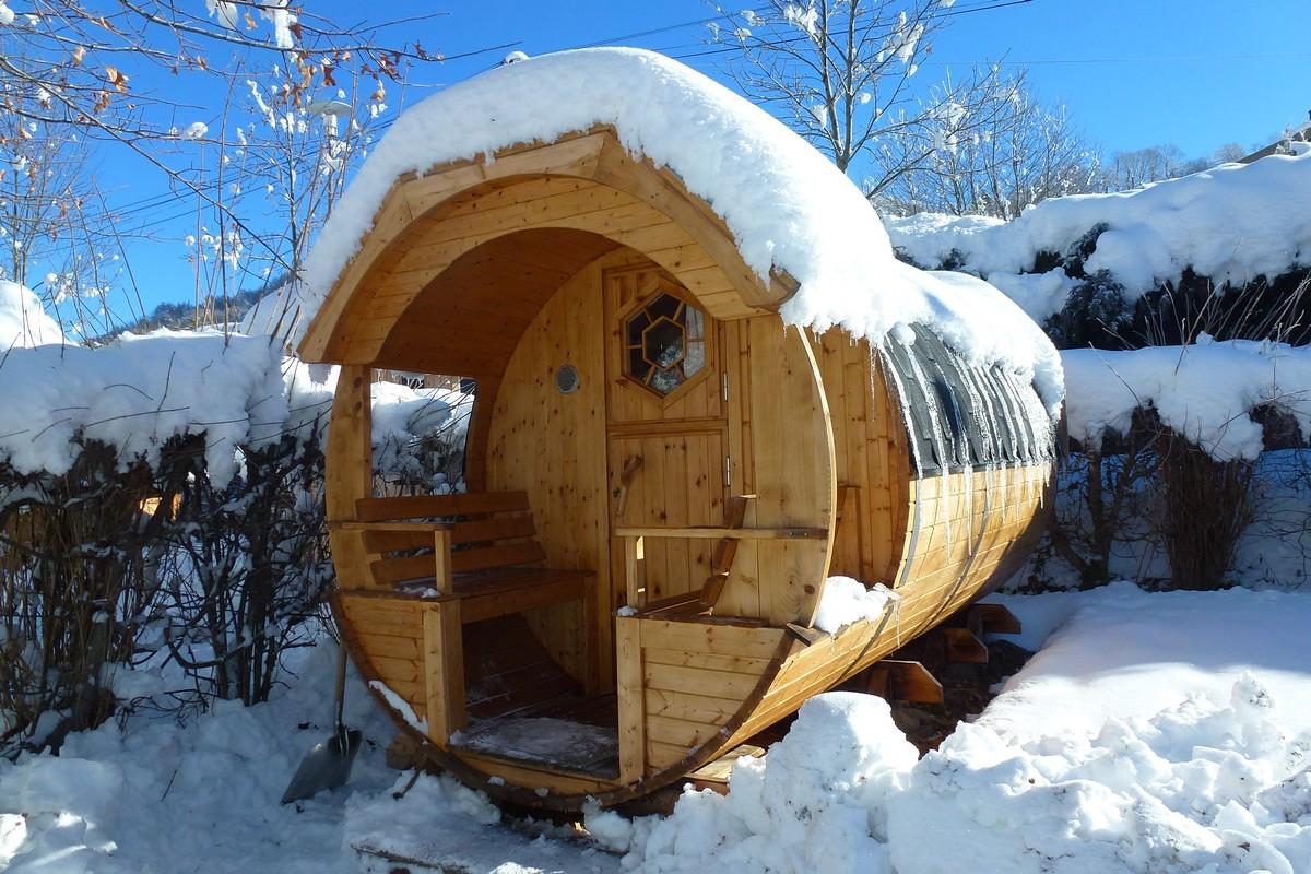Le Tonneau ou le Barrel finlandais