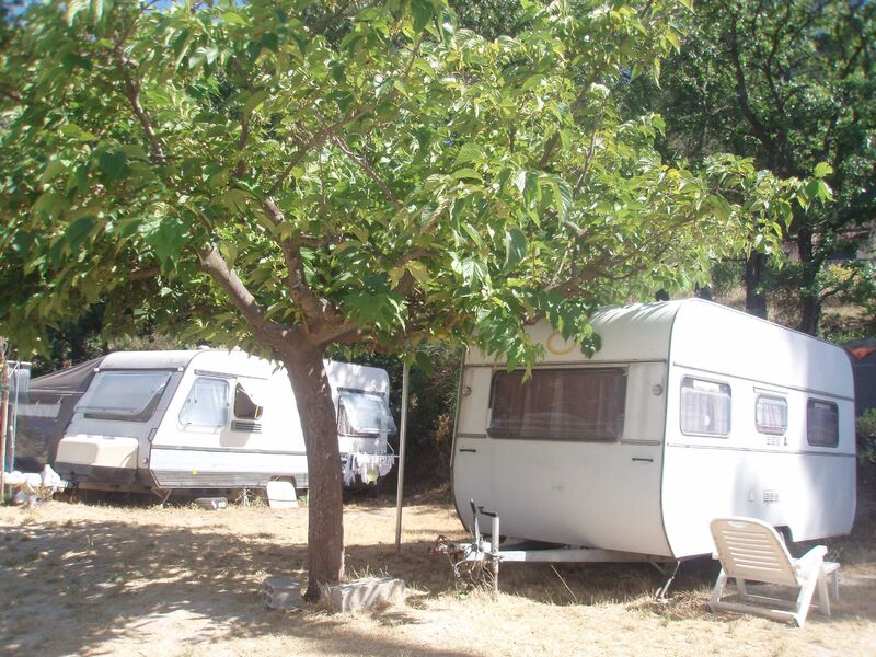 Costes Gallines Camping-site - Caravan 1 - Tomasini Régine