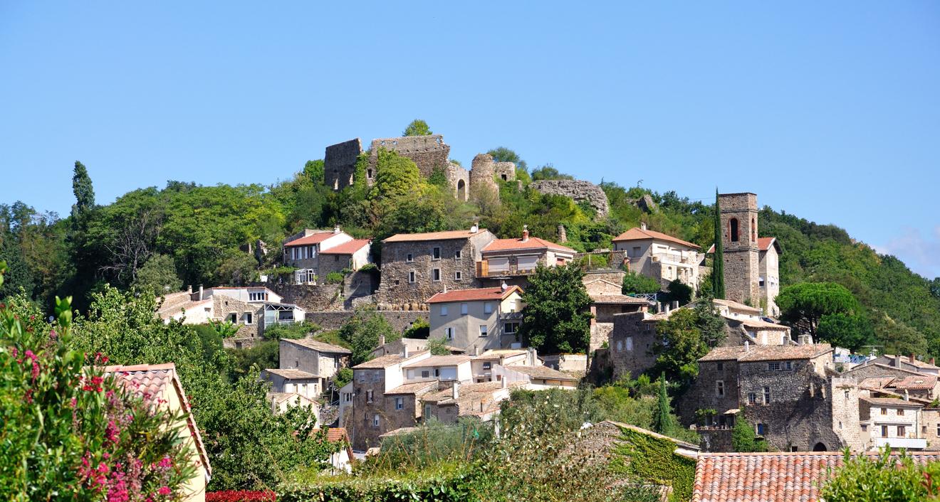 Fietsen over de groene paden : ViaRhôna from Soyons to La Voulte-sur-Rhône