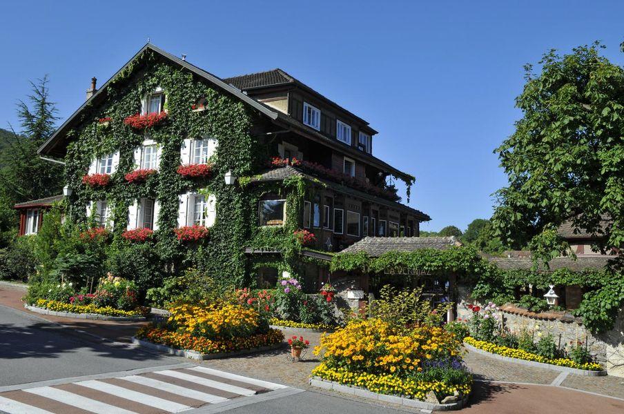 Hôtel La Verniaz et ses Chalets