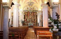 Eglise Baroque de Hauteville Gondon