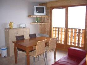 Appartement «IG43» dans résidence – 34m² – 2 chambres – Le Yeti Immo.