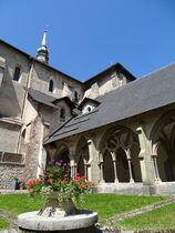 Abbaye d'Abondance été