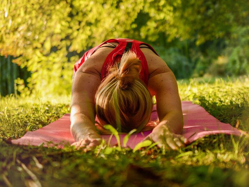 Yoga de plein air
