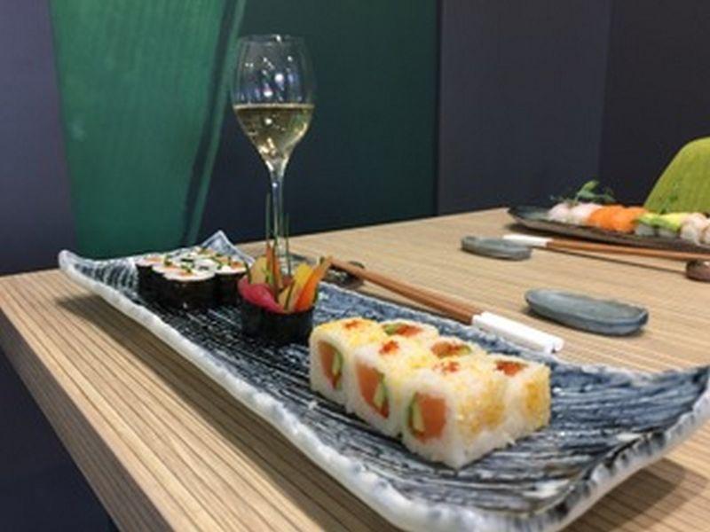 B. Sushi - A emporter sur commande