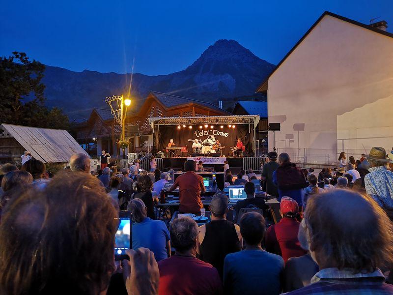 Concert Celti'Cimes