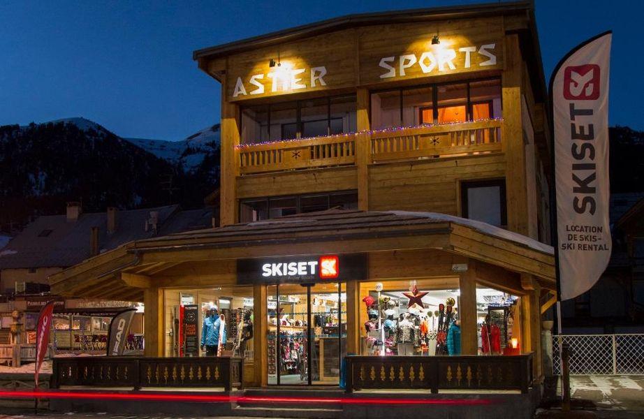 Astier sport ski set