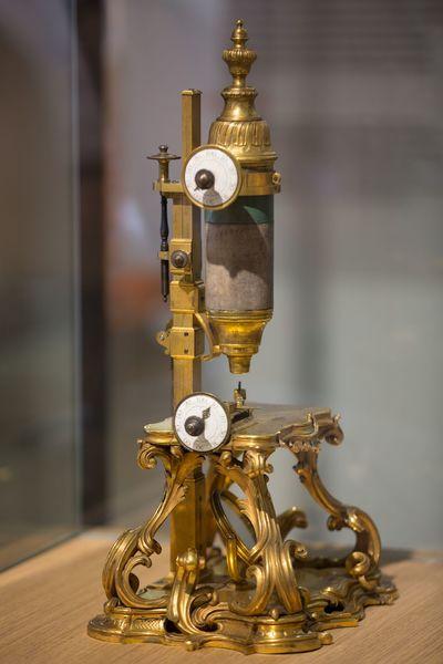 Microscope de Magny