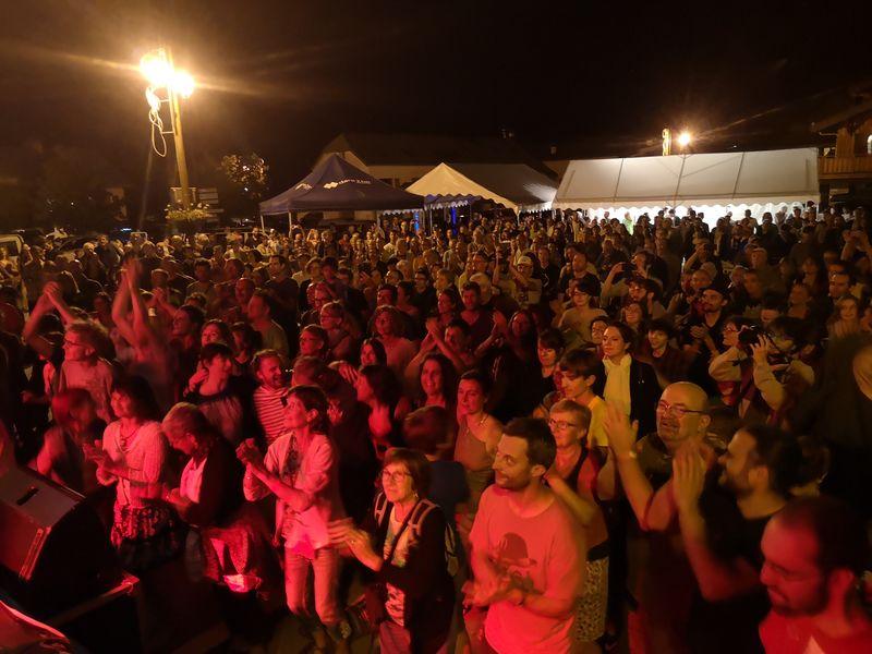 Concert final Celti'Cimes