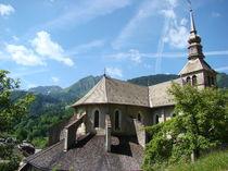 Eglise abbatiale, Abondance