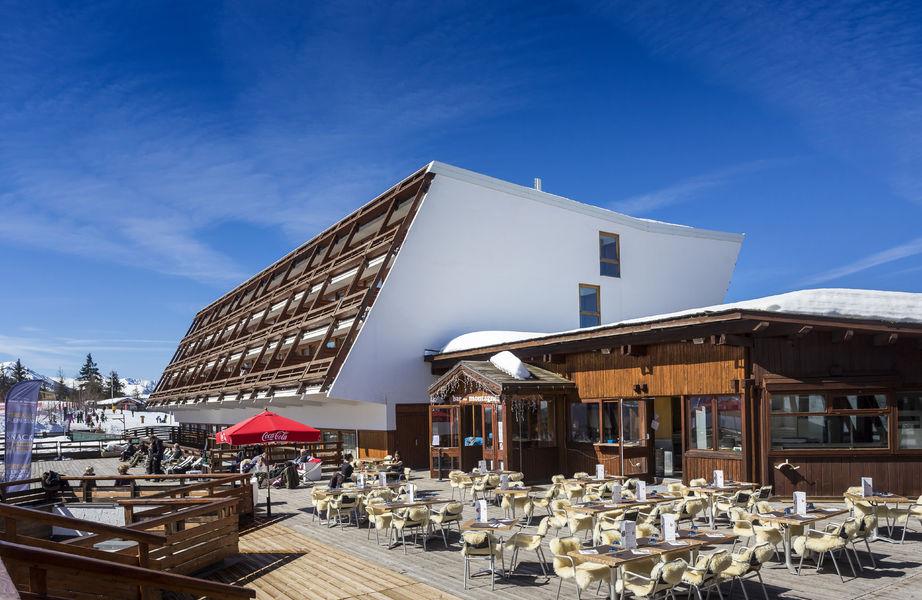 la terrasse Belambra HOTEL  Cachette