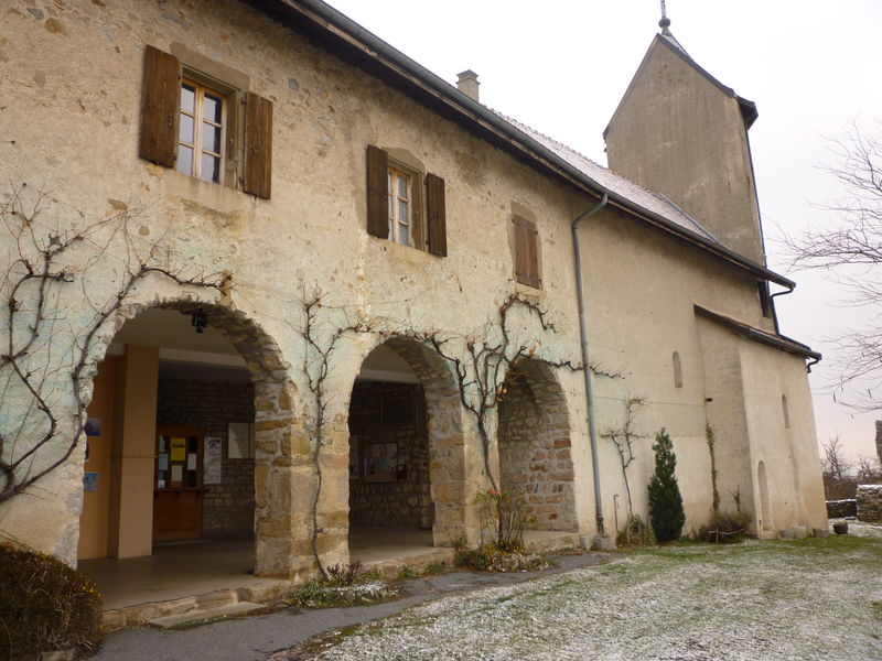 Châteaux des Allinges