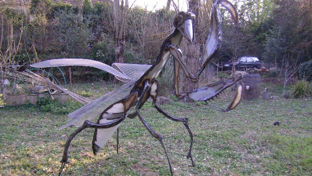 Nadine TRESCARTES - Sculpture fer