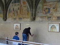 Abbaye d'Abondance - cloître