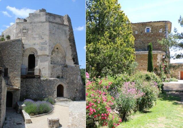 château de Simiane La Rotonde