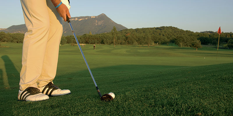 Golf en Provence