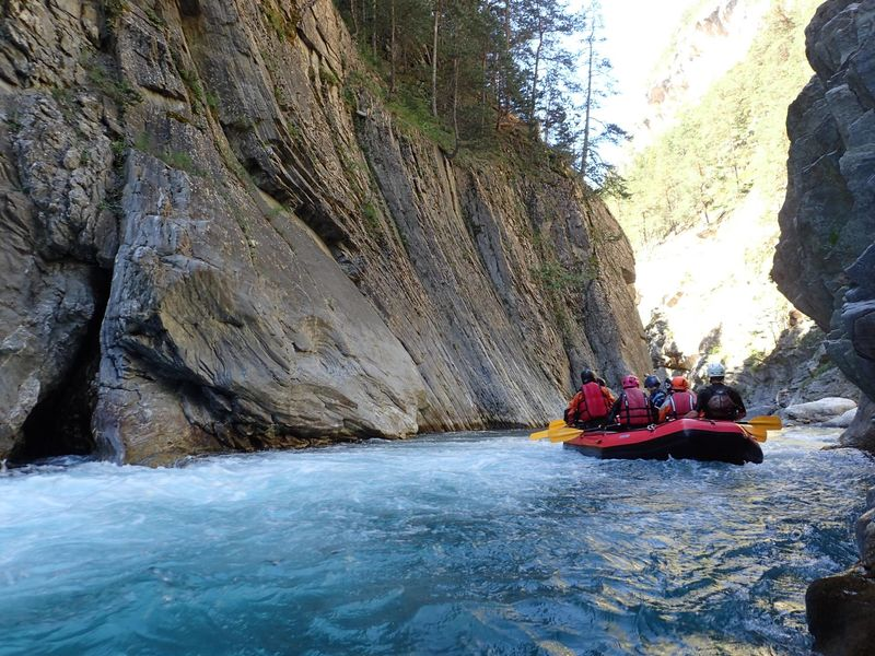 rafting - canyon river trip