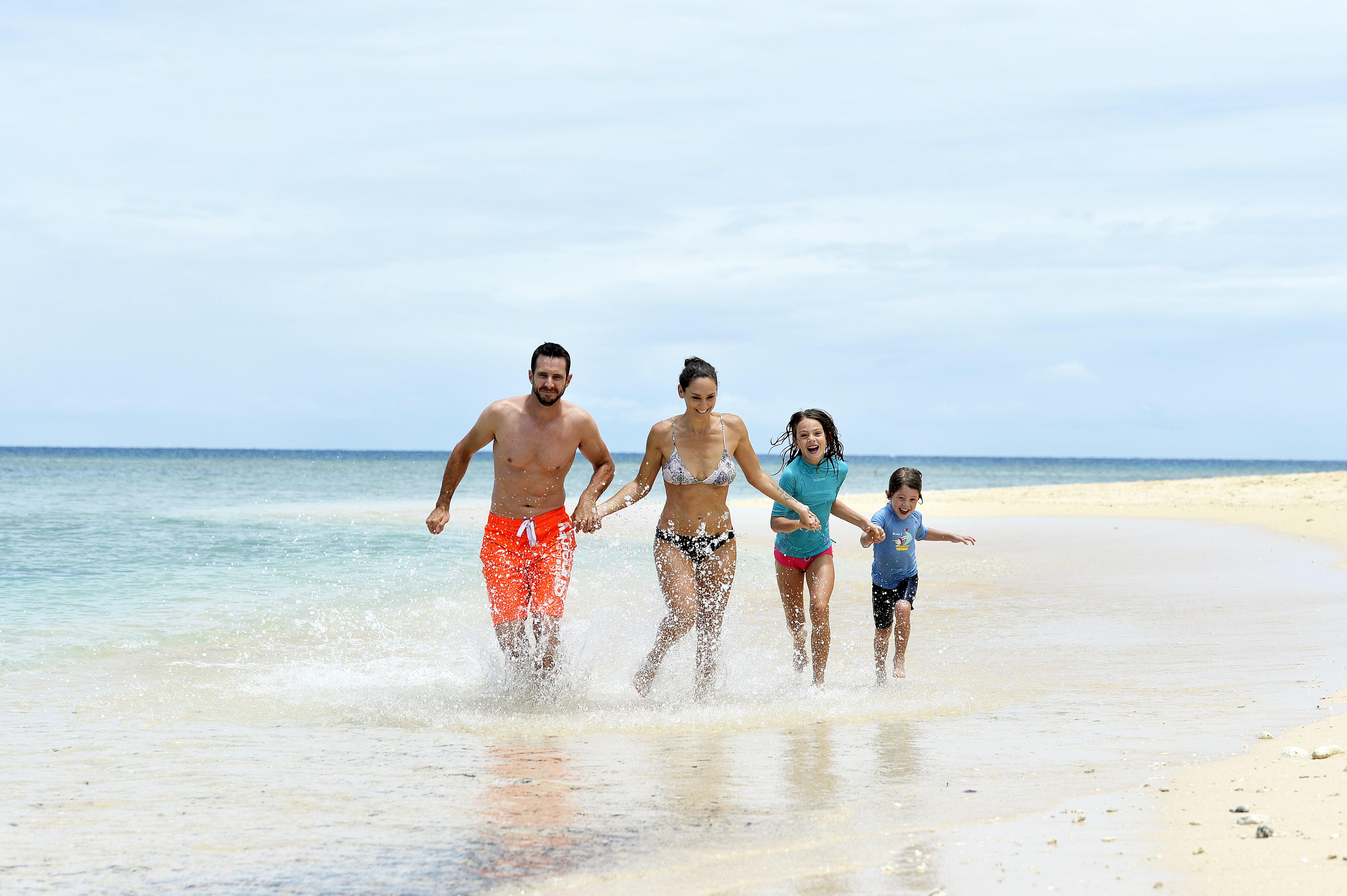 Sortie en mer sur l'îlot Hienga