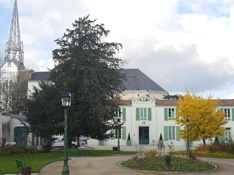 Parc municipal de Marans