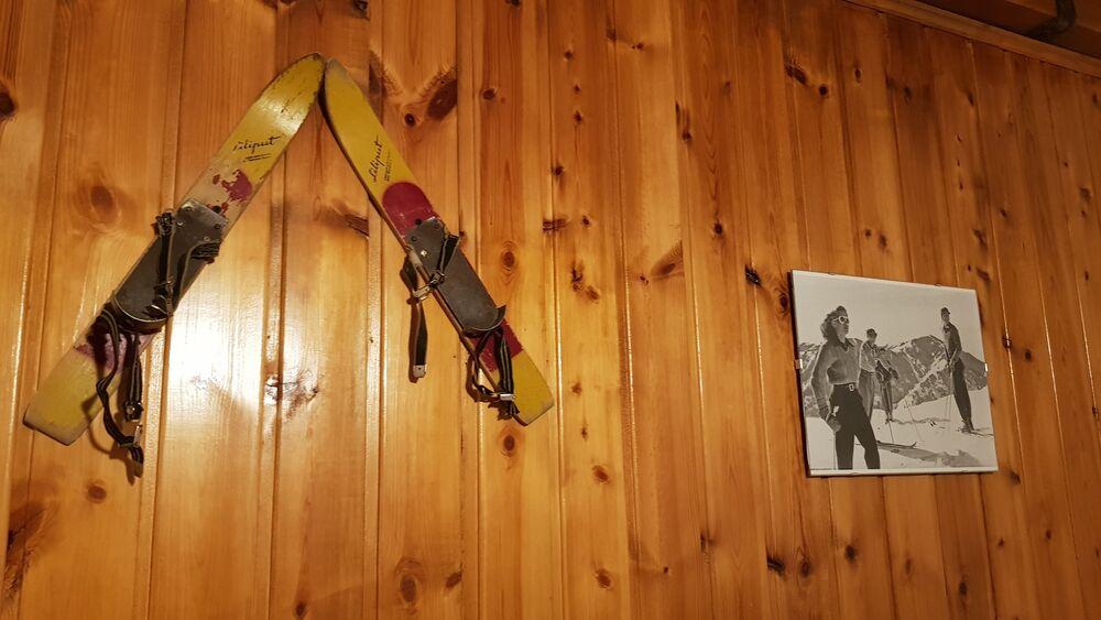 déco ski appartement marmotte orelle