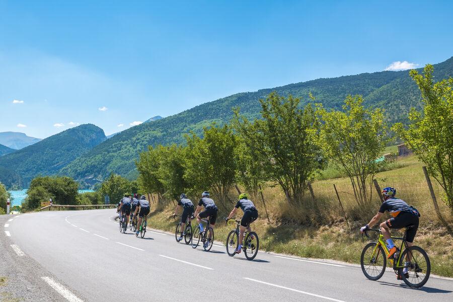 Boucle cyclotouristique FFC