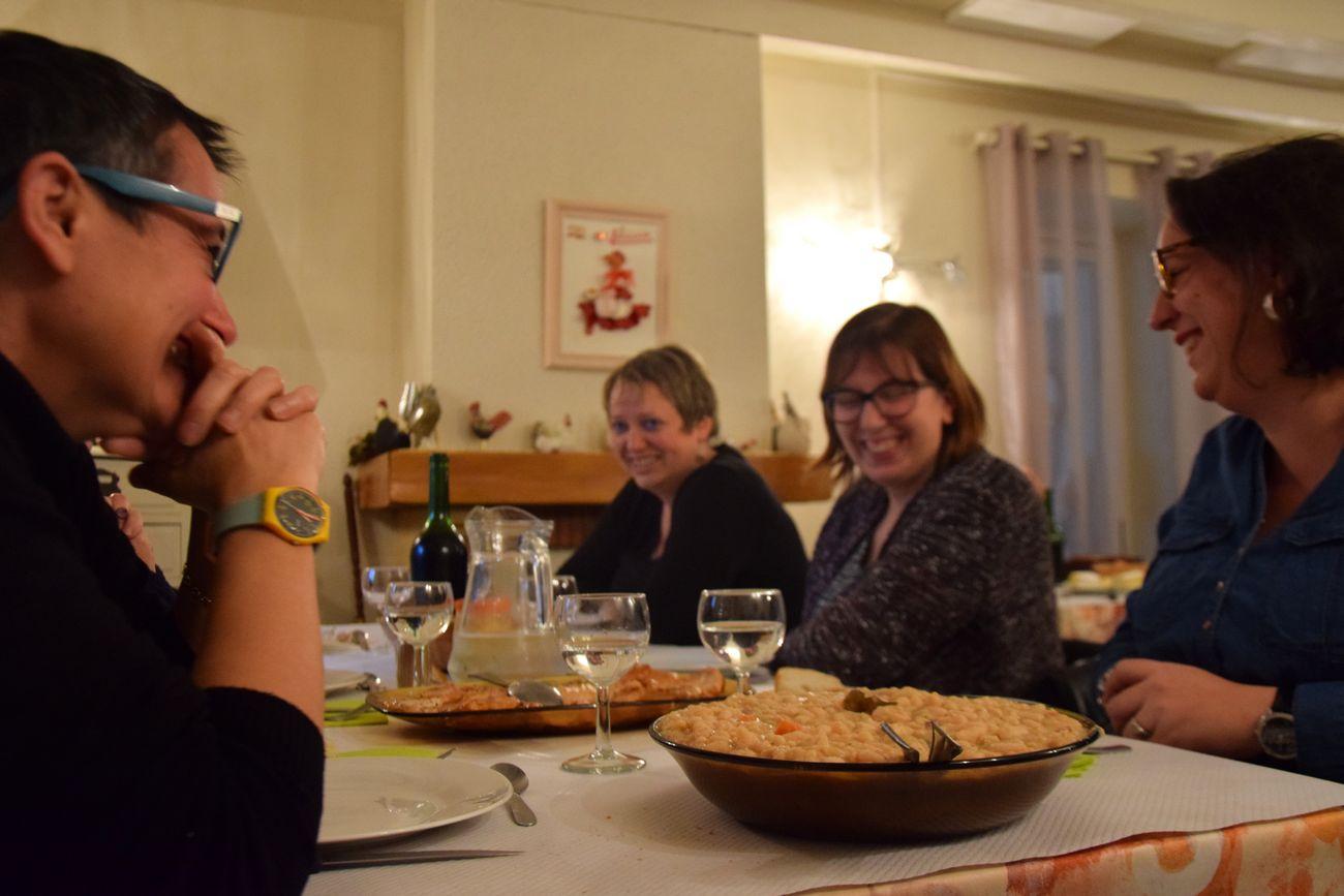Restaurant l'Auberge du Tilleul en Sidobre & vallées - Tarn