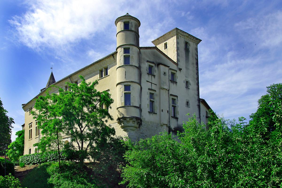 Le château Cardaillac du XVIIe siècle