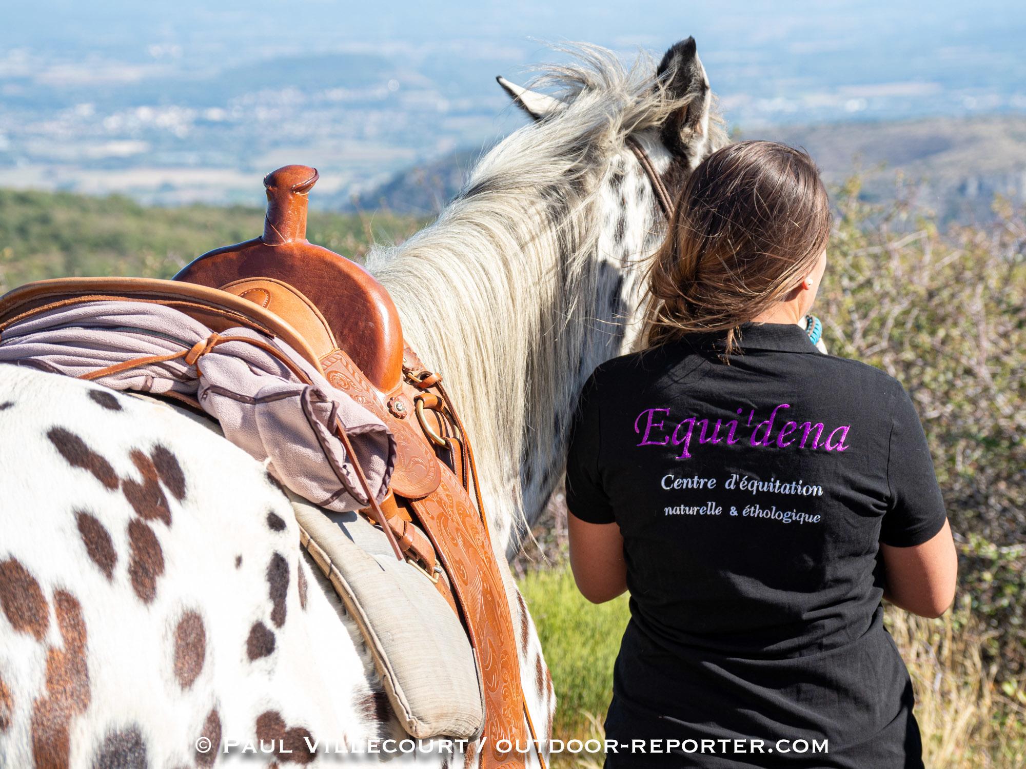 Equitation avec Equi'dena