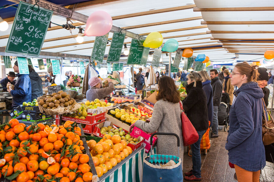 Marché Diderot