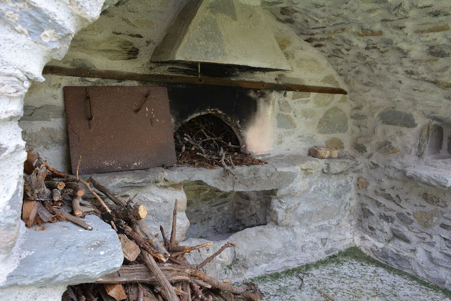 Bonvillaret four à pain
