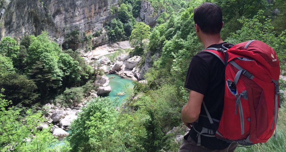 Le Grand Canyon du Verdon, de Castellane à Moustiers-Ste-Marie