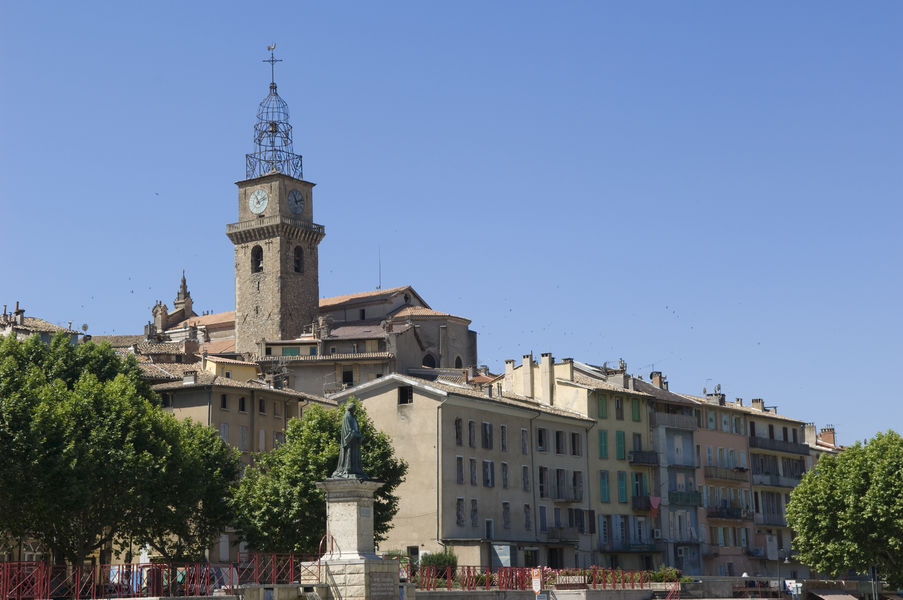 Digne les Bains Centre historique