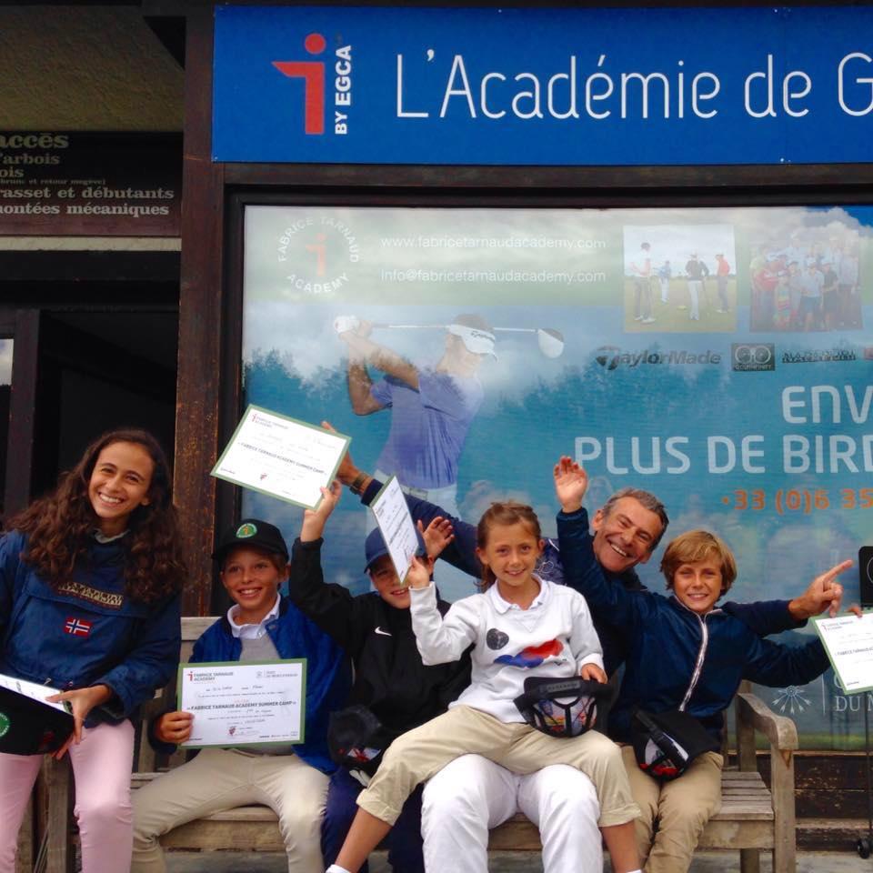 Académy Fabrice Tarnaud