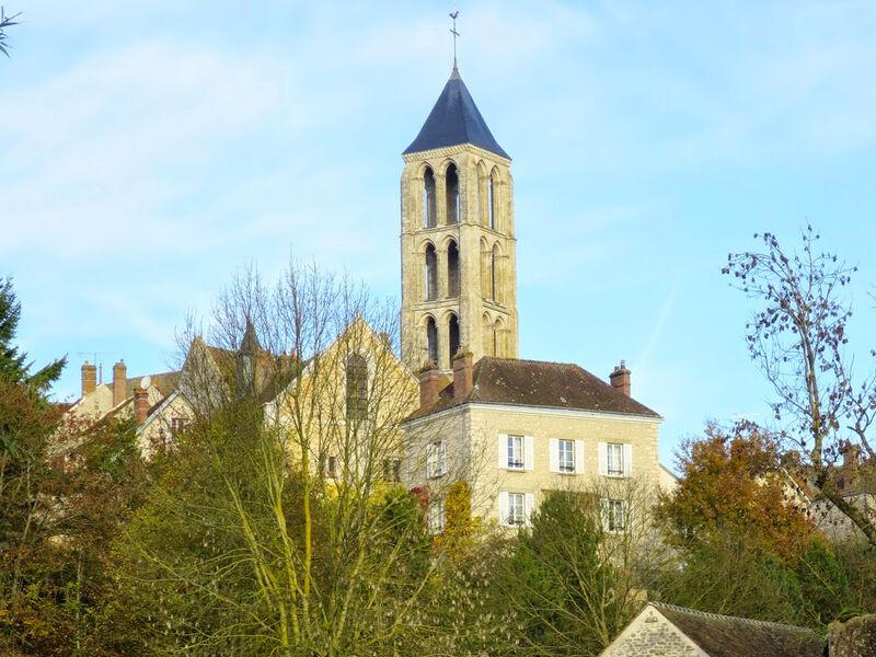 Eglise Notre Dame de l'Assomption Château-Landon