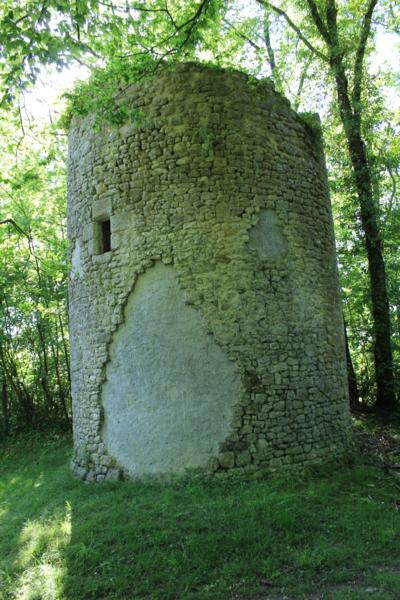 Tour du moulin à vent