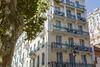Hotel Les Nations Vichy Façade Ⓒ Hôtel les nations
