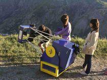 """La """"postale de nuit"""", un télescope de 450 mm de diamètre pour 2 mètre de focale - @Astroguindaine"""