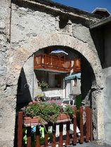 Le porche extérieur - ©dabourdyjeanmax