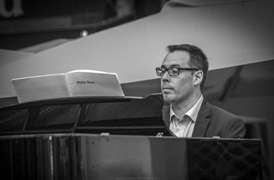 Les musicales Franz Baronti et Bertrand Massei