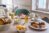 Hotel Les Nations Vichy Petit déjeuner Ⓒ Hôtel les nations