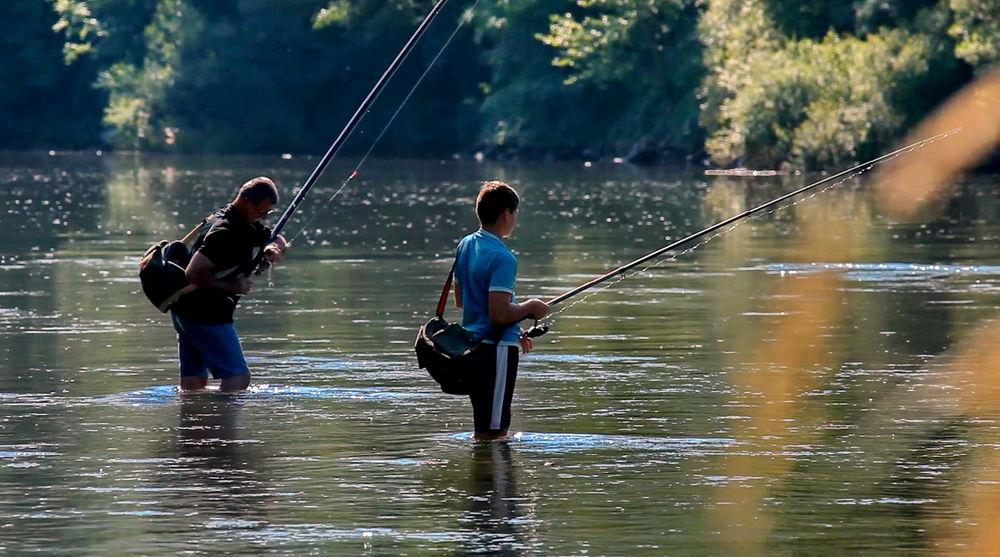 Pêcher au Lac de Brugairouse