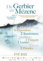 Parade avec Verbecelte et Cie de Saint-Clément et vernissage de l'exposition rétrospective  « Le patrimoine du massif dans tous ses états ». - Sainte-Eulalie