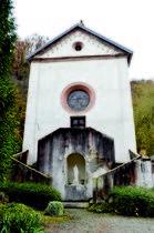 Chapelle Notre-Dame de la Roche, Aiguebelle