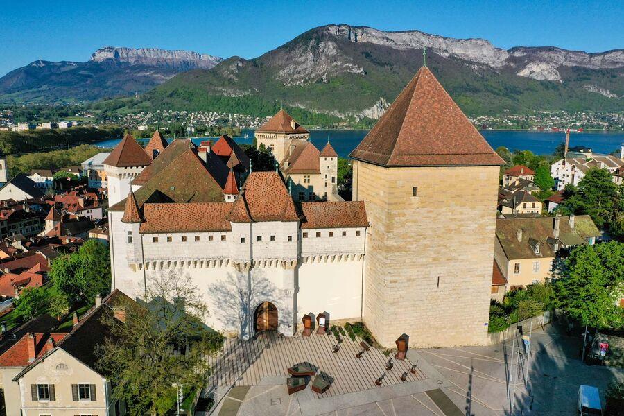 Visite en famille : « S'aMusée » au château