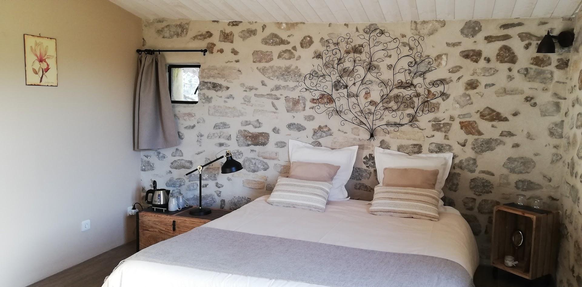 Chambres d'hôtes : La Chambre du Petit Moras