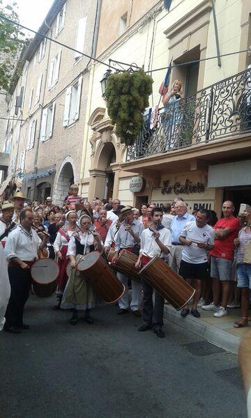 Escolo de La Cadiero - Harvest Festival 1 - Corinne Bonifay
