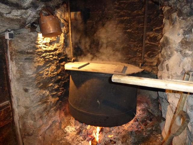 Marmite de soupe au choux - @OTlaMeije