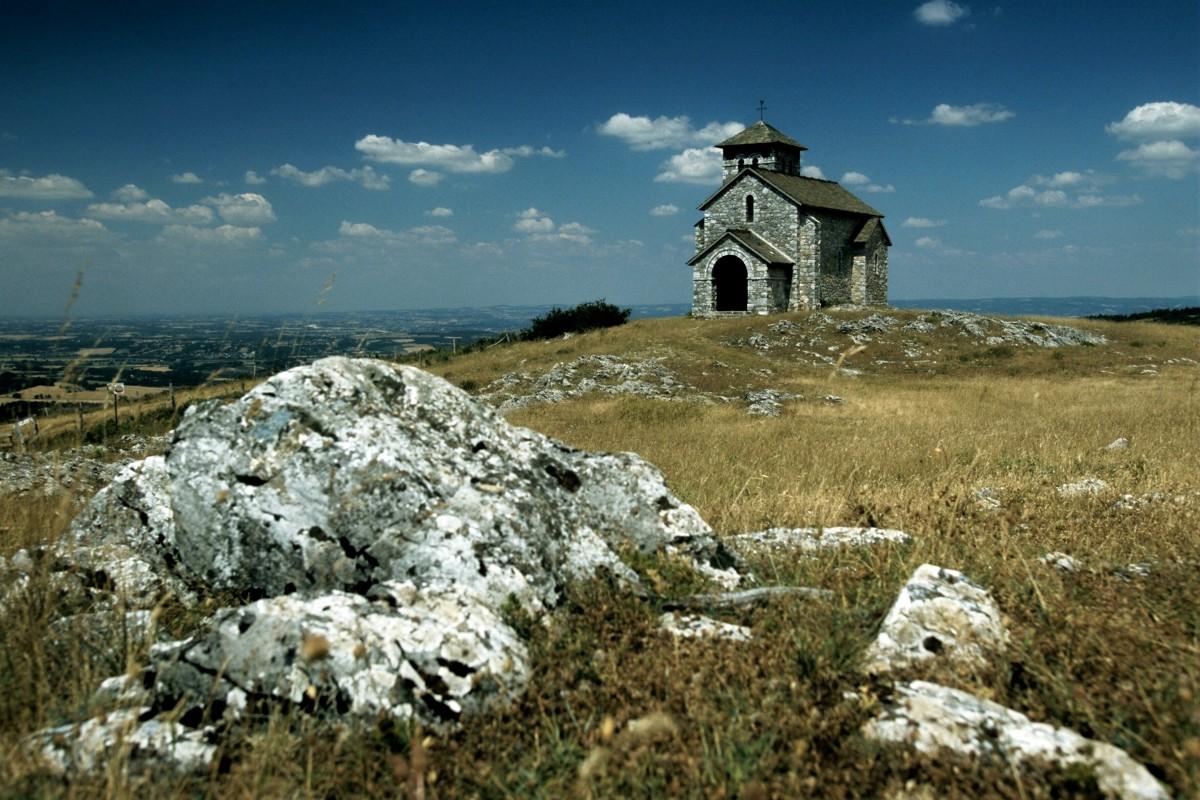Chapelle de Saint-Ferréol