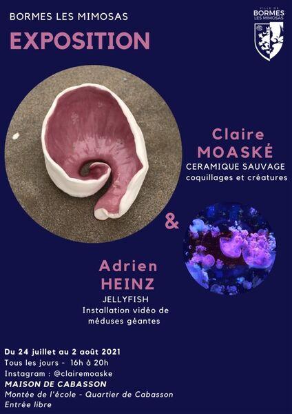 Exposition de Moaske
